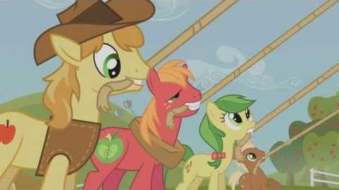 Raise this Barn - Español Latino - (Descarga) - El Granero Levantar - My Little Pony