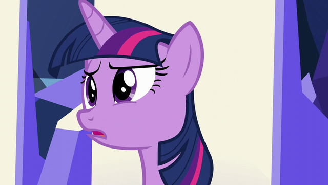"File:Twilight ""...than almost anypony I've seen"" S5E26.png"