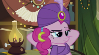 Pinkie Pie serious S2E20