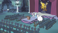 Star Gazer and Eclair Creme approaching the podium S4E18.png
