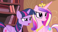 Twilight 'have a good reason you didn't bother' S4E11