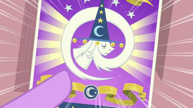 File:Twilight pointing at a poster S4E11.png