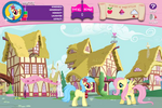 AiP Fluttershy in Ponyville