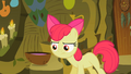 Apple Bloom looking at the cure for her tooth S2E6.png