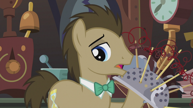 """File:Dr. Hooves """"Turns out there's a magic spell for it"""" S5E9.png"""
