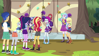 """Rarity """"did I just do whatever that was?"""" EG4"""