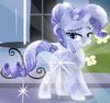 Rarity Crystal Pony ID S3E01