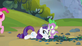 Rarity perfectly acted S3E9.png