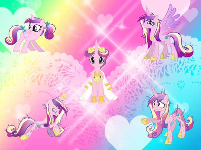 File:FANMADE Cadance wallpaper.png