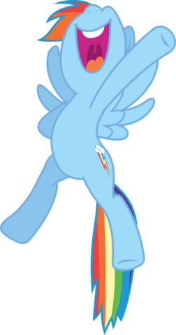 File:FANMADE Rainbow Dash owyeah.png