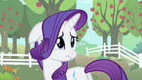 Rarity feels sad S4E13
