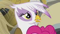 Gilda asking Rainbow if she'll come back to visit S5E8