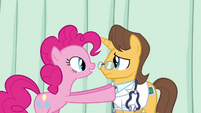 Pinkie Pie and Doctor 1 S2E16