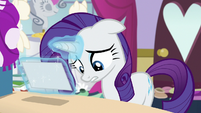 "Rarity ""been so busy running my shop"" S7E6"