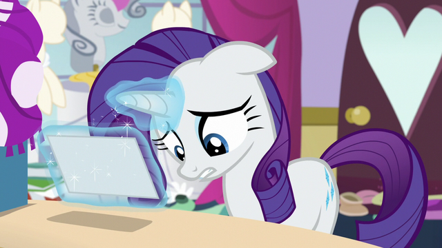"File:Rarity ""been so busy running my shop"" S7E6.png"