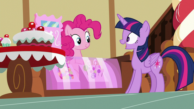 File:Twilight Sparkle greeting Pinkie Pie S7E3.png