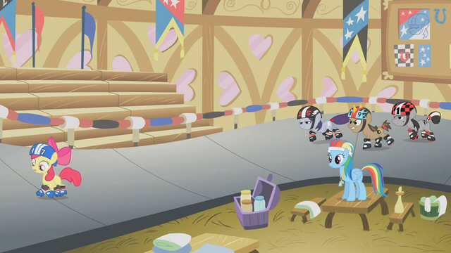 File:Apple Bloom tries to skate S1E12.png