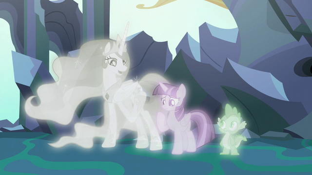 "File:Celestia ""there is no wrong way to fantasize"" S7E1.png"