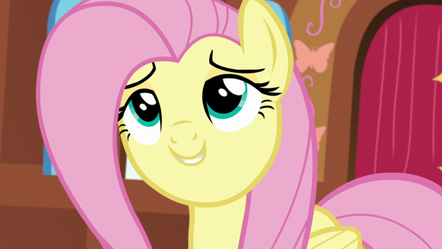 """File:Fluttershy """"the one place in Equestria"""" S7E5.png"""