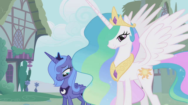 File:Luna and Celestia in Ponyville S01E02.png
