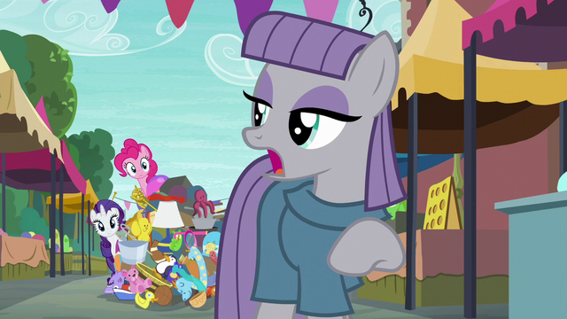 """File:Maud Pie """"where'd you run off to?"""" S6E3.png"""