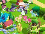 My Little Pony iOS game 3