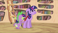 Spike tickling Twilight 2 S2E20