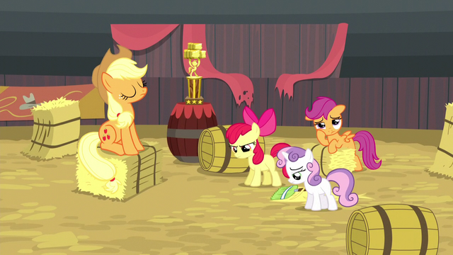 File:Cutie Mark Crusaders annoyed S5E6.png