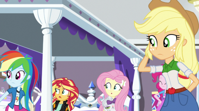 File:Rest of Mane Seven watch Twilight and Rarity leave EGS1.png