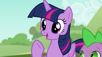 "Twilight ""an outside eye can really help!"" S6E10"