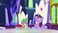 """Twilight """"this is gonna be even better!"""" S5E22"""