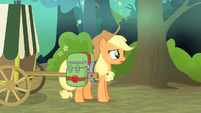Applejack stops S4E17