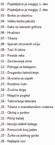 File:Episode titles (Serbian Mini Ultra TV) Season 1.png