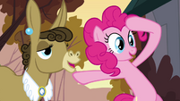 "Pinkie Pie ""added up to Matilda"" S02E18"