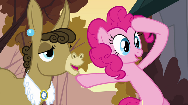 """File:Pinkie Pie """"added up to Matilda"""" S02E18.png"""