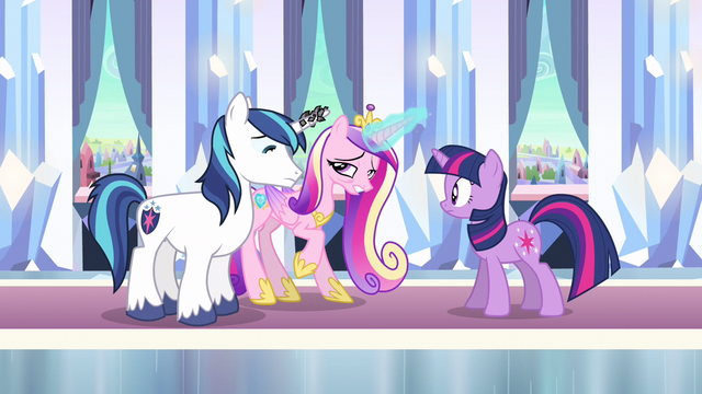 File:Princess Cadance I'm fine S3E1.png