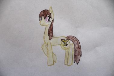 FANMADE Pikachu Pony OC.jpg