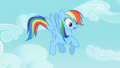 Rainbow Dash hears cries S2E10.png