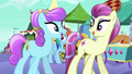 Sapphire Joy and Fleur de Verre remember the Crystal Heart S3E01.png