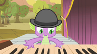 Spike beginning to play the Piano 2 S1E21