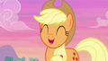 "Applejack ""my cart wins most traditional!"" S6E14.png"