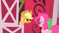 Applejack and Pinkie2 S01E25.png