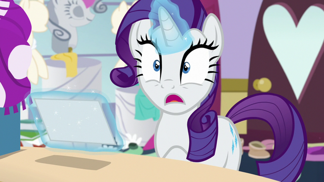 """File:Rarity """"I can't remember!"""" S7E6.png"""