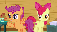 "Scootaloo ""every time you did something new"" S6E19"