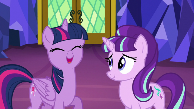"""File:Twilight """"And you've got seven of them..."""" S5E26.png"""