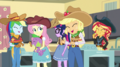 Applejack laughing embarrassed EGS1.png