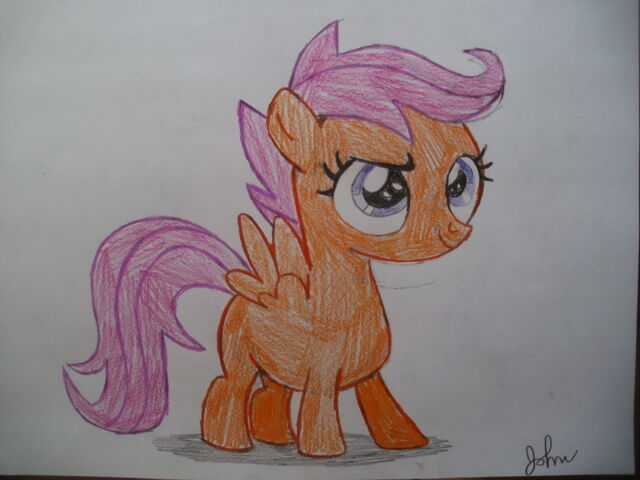 File:FANMADE Scootaloo drawing.jpg