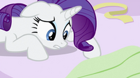 "Rarity ""Searched low"" S2E03"