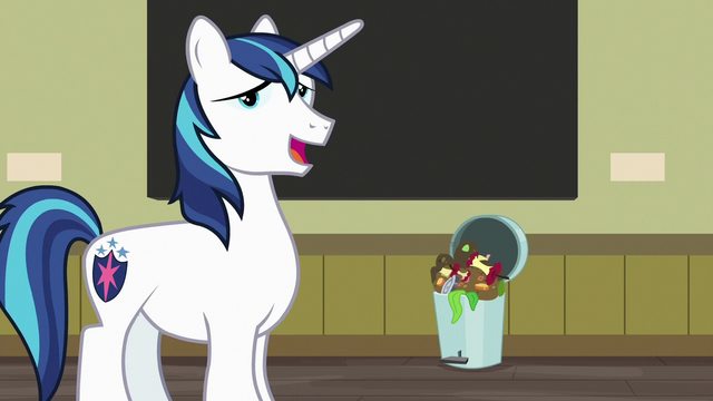"""File:Shining Armor """"I knew that"""" S7E3.png"""