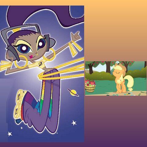 File:FANMADE Applejack the pony Spplejack.jpg